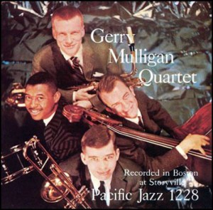 Gerry Mulligan Quartet at Storyville