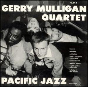 Gerry Mulligan Quartet PJLP-1