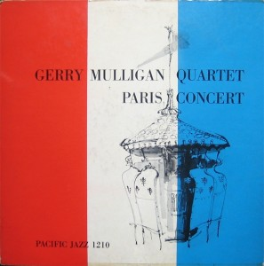 Gerry Mulligan Quartet - Paris Concert